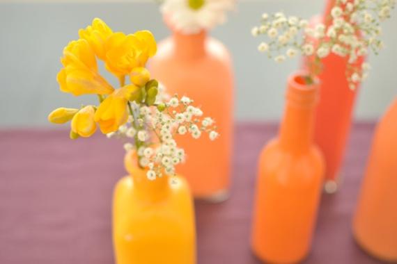 flores en botellas 2