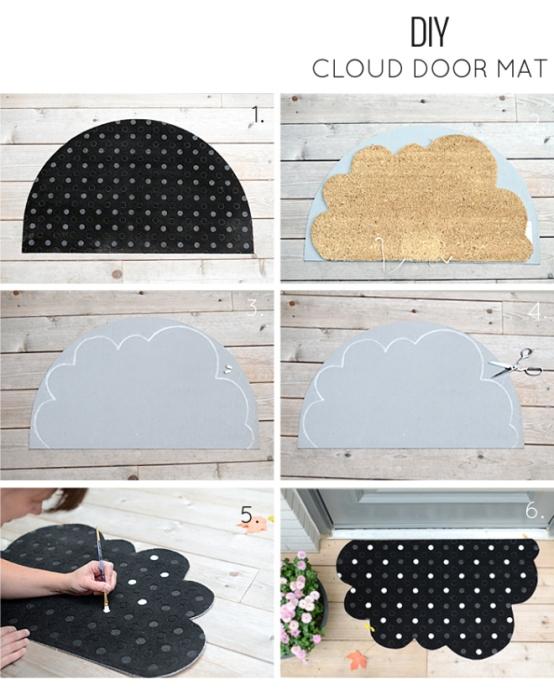 how-to-make-a-cloud-door-mat