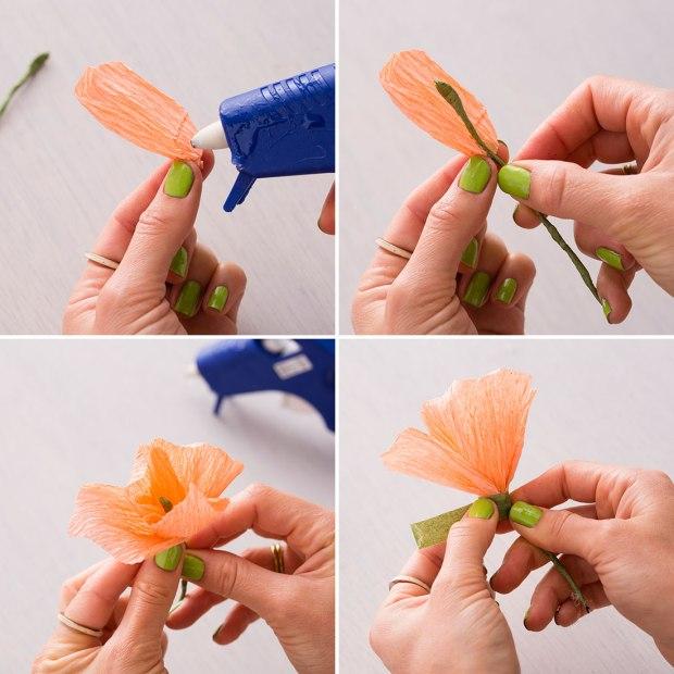 Tulip-petals-on-stem